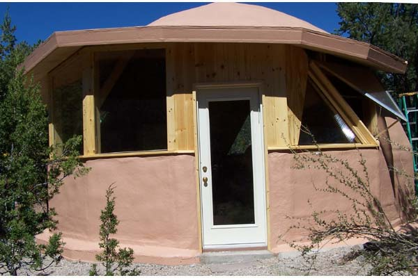 renovated geodesic dome