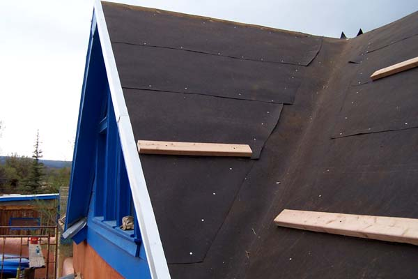roofing demo after image