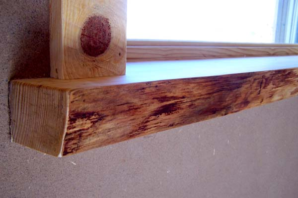 Rastra block studio custom window sills