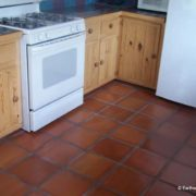 new kitchen tile Mexican saltillos