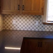 Custom cement mosaic tiles