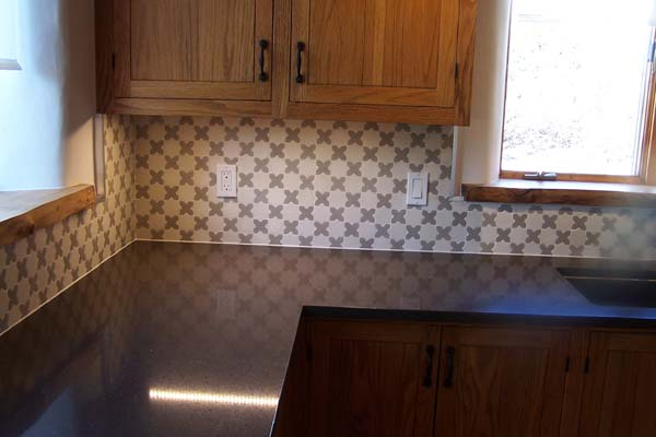 Custom Cement Mosaic Tiles Earthen Touch Natural Builders